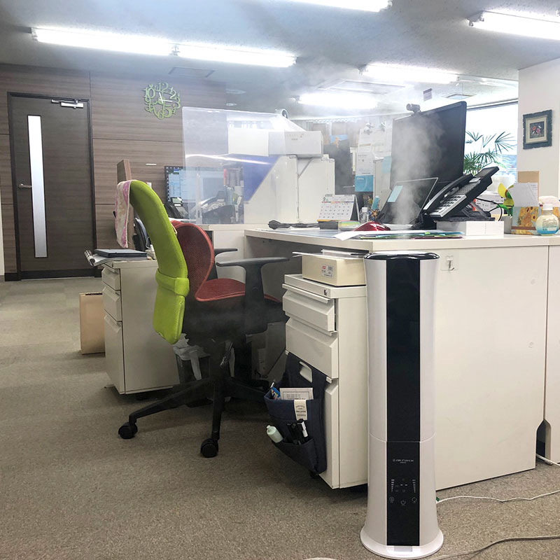オフィス設置事例 様(東京都)